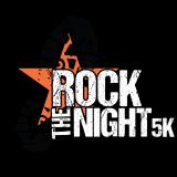 Rock the Night 5k Logo